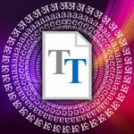 SakalBharati (OTF Font) Source File